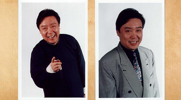 侯宝林大师临终前收的最后一位弟子——师胜杰  3030说 第1张
