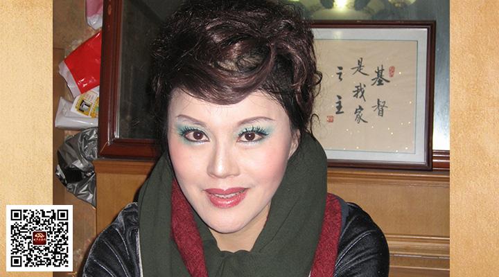 盘点中国相声界稀有的女演员 巾帼不让须眉  3030说 第6张
