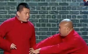 笑傲江湖 张鹤伦 郎鹤焱 相声 《学歌曲》