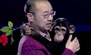 笑傲江湖 陈坚 小品《寻找猩猩》