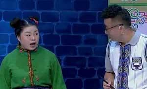 笑傲江湖 杨林霞全家 小品《米线不要钱》