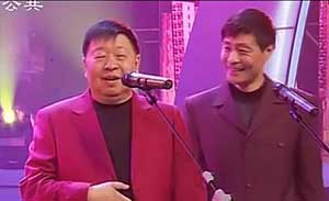 马季 刘伟 相声《长寿村》