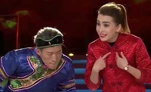 闫佳宝 Tina 相声《爱,谈不谈》