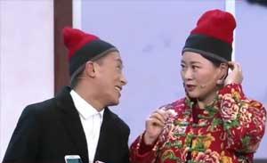 赵海燕 闫光明 小超越 小品《幸福保卫战》