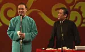 闫云达 史爱东 相声《想唱就唱》