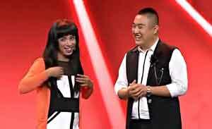 张康 贾旭明 相声《康康会客厅之虎妈》