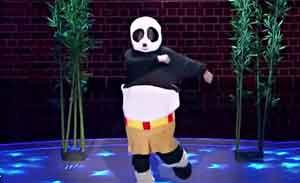 吴武强 小品《功夫熊猫》