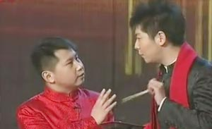 何云伟 李菁 刘彤 张天雷 相声《龙江群英汇》