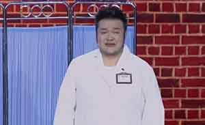 李昂 洪毓朋 小品《疯狂精神病》