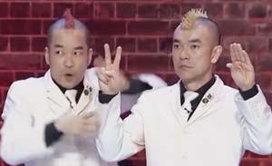 日本哑剧大师现身笑傲舞台,展示高超技艺