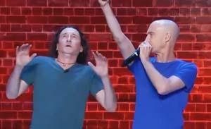 澳洲喜剧大师脐带兄弟组合为我们带来的口技
