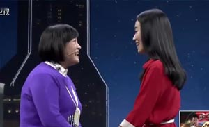 贾玲 张小斐 张泰维 小品《女人的复仇》