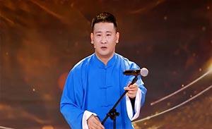 赵本山第58位弟子宋冠澎,台上身轻如燕秀轻功