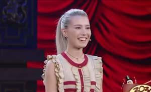 """混血的缇娜居然是个北京姑娘 脱口秀《""""娜""""么说》"""