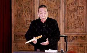 著名评书艺术家田占义因病医治无效在北京301医院去世,徒弟傅彪