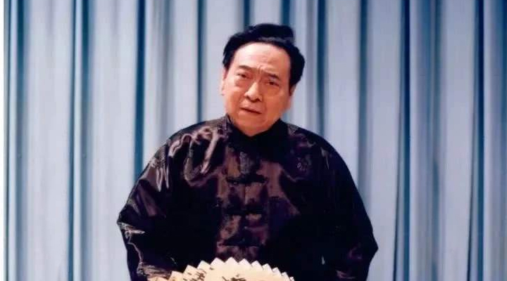 著名评书艺术家田占义因病医治无效在北京301医院去世,徒弟傅彪 评书 傅彪 田占义 名家堂  第2张