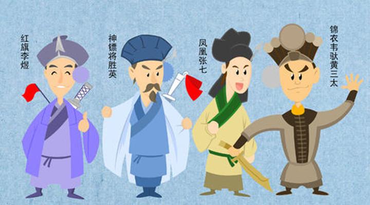 王福田(相声第六代传人) 相声第六代传人 王福田 名家堂  第1张