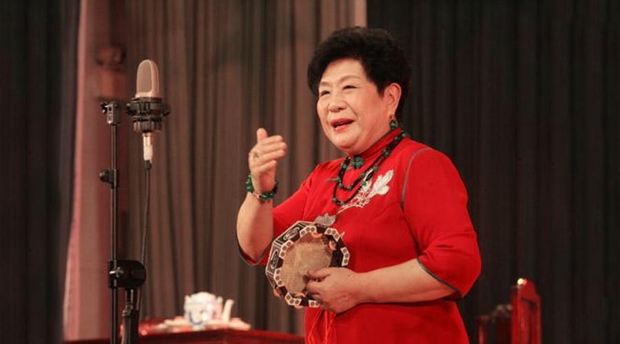 著名单弦表演艺术家马增蕙去世,享年85岁,儿子谢东 谢东 马增蕙 单弦 名家堂  第2张